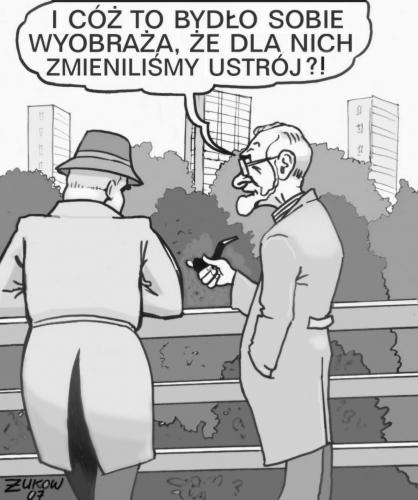 """Upadek III RP - jak wykiwano nadwiślańskich """"Irokezów"""""""