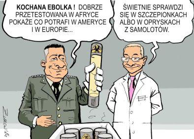 ARTur Żukow - ebolka