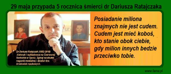 śp dr Ratajczak
