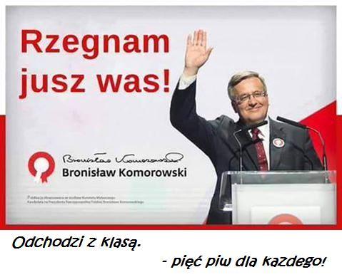 Włodek Kuliński komentaż porzegnalny