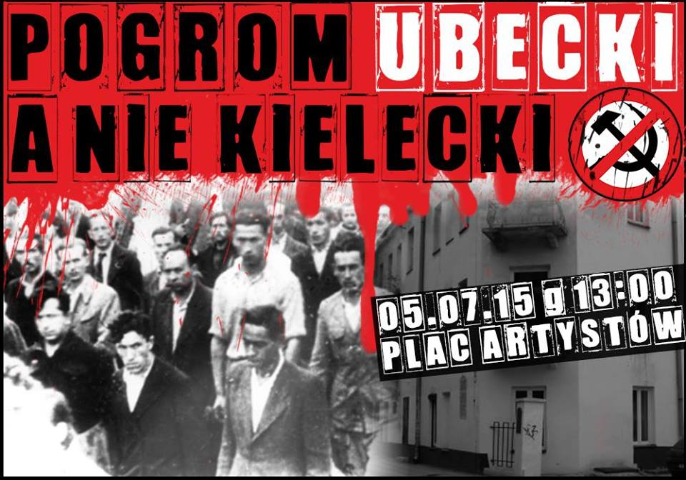 Pogrom ubecki
