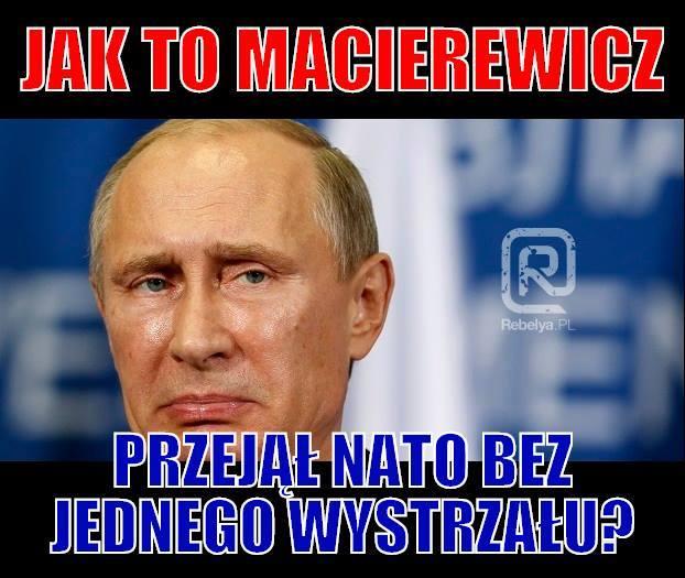 Jak to Macierewicz