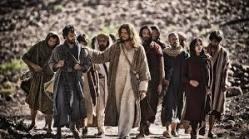 Jezus z apostołami