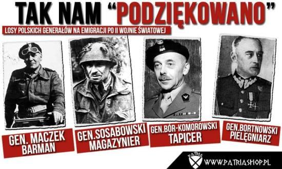losy-polskich-generalow-na-emigracji