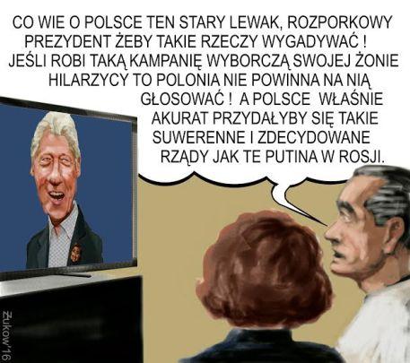 ARTur Żukow - Rozporkowy prezydent
