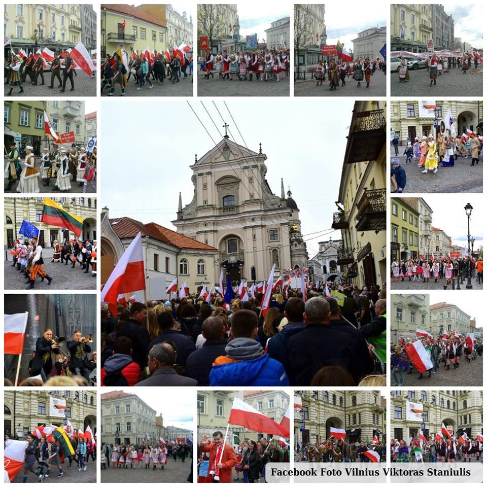 Dzień Polonii i Polaków w Wilnie