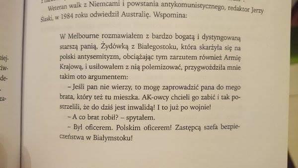 Polski antysemityzm zdemaskowany ostatecznie