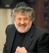 prezes Zjednoczonej Wspólnoty Żydowskiej na Ukrainie i przywódca sekty Chabad-Lubawicz w tym kraju – Ihor Kołomojski (ur. 1963)