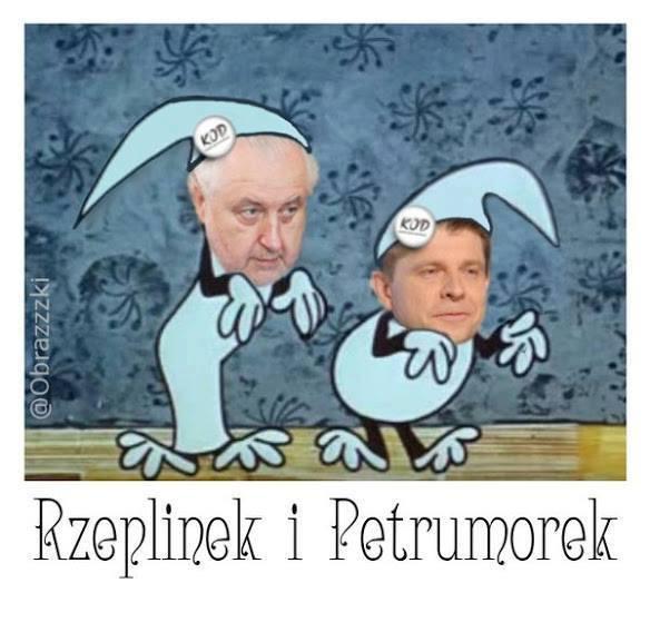 rzeplinek i petrumorek. fot. dariusz dembiński
