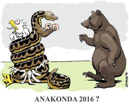 ARTur Źukow - Anakonda 16