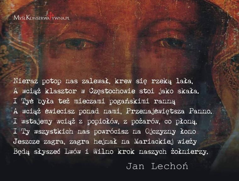 jan lechoń